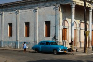 Girl in Palmira, Cuba